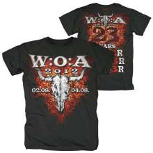 Wacken 2012: Wacken 2012, Gr.XL, T-Shirt