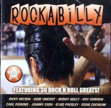 Various Artists: Rockabilly, CD