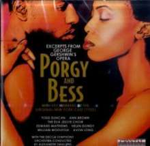 George Gershwin (1898-1937): Porgy and Bess (Ausz.), CD