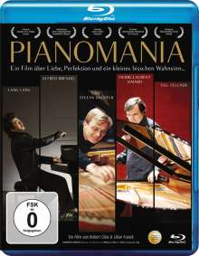 Pianomania (Blu-ray), Blu-ray Disc
