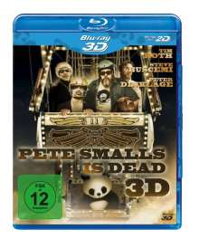 Pete Smalls Is Dead (3D Blu-ray), Blu-ray Disc
