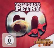 Wolfgang Petry: 60 (3 CD + DVD), 3 CDs