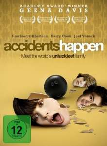 Accidents Happen, DVD