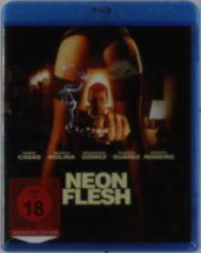 Neon Flesh (Blu-ray), Blu-ray Disc