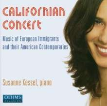 Susanne Kessel - Californian Concert, CD