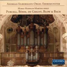 Mario Hospach-Martini,Orgel, CD