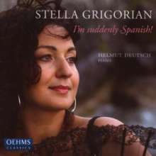 Stella Grigorian - I'm suddenly Spanish, CD