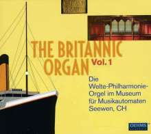 The Britannic Organ 1, 2 CDs