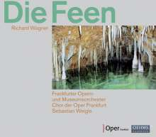 Richard Wagner (1813-1883): Die Feen, 3 CDs