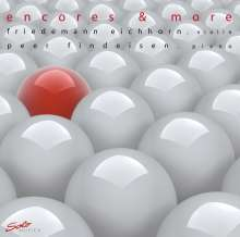 Friedemann Eichhorn - Encore & More, 2 CDs