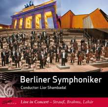 Berlin SO - Live in Concert, CD