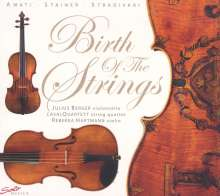 Birth of the Strings, 3 CDs