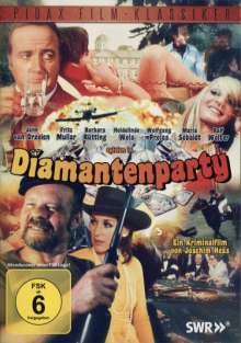 Diamantenparty, DVD