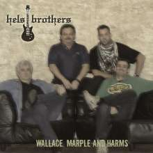 Hels Brothers: Wallace, Marple And Harms, CD