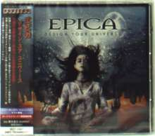 Epica: Design Your Universe + Bonus, CD