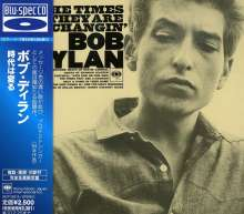 Bob Dylan: Times They.. (Blu-Spec-CD), CD