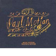 Paul Motian: Trio 2000 + Two: Live At The V, CD