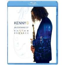 Kenny G: Rhythm & Romance.., Blu-ray Disc