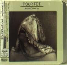 Four Tet: Fabriclive 59, CD
