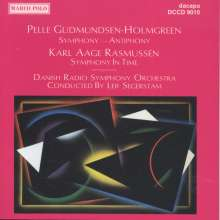 Karl Aage Rasmussen (geb. 1947): Symphony in Time, CD