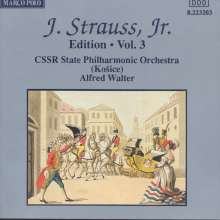 Johann Strauss II (1825-1899): Johann Strauss Edition Vol.3, CD