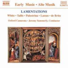 Oxford Camerata - Lamentations, CD