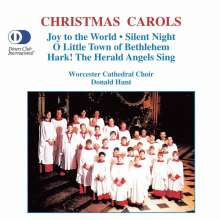 Worcester Cathedral Choir, CD