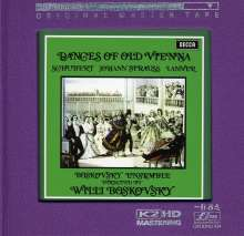 Dances of old Vienna (K2 HD), CD
