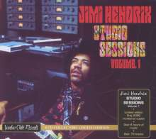 Jimi Hendrix: Studio Sessions Vol.1 (Ltd.Edition), 6 CDs