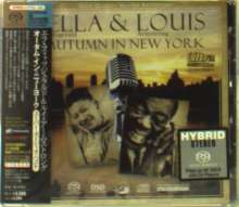 Ella Fitzgerald And Louis Armstrong: Autumn In New York, SACD