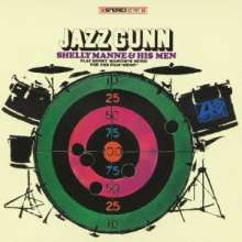 Shelly Manne  (1920-1984): Jazz Gunn, CD