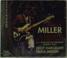 Marcus Miller  (geb. 1959): A Night In Monte Carlo, CD