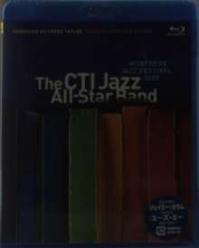 CTI Jazz All-Star Band: Montreux Jazz Festival 2009, Blu-ray Disc