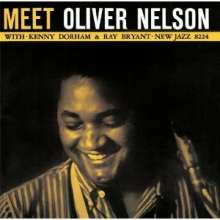 Oliver Nelson: Meet Oliver Nelson(Ltd.Low-Pri, CD