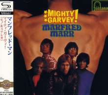 Manfred Mann: Mighty Garvey (SHM-CD) (Reissue), CD