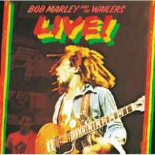 Bob Marley & The Wailers: Live! + 1 (SHM-CD) (Reissue), CD