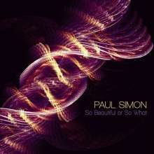 Paul Simon: So Beautiful Or So What +Bonus (SHM-CD), CD
