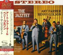 Art Farmer & Benny Golson: Meet The Jazztet (SHM-CD), CD