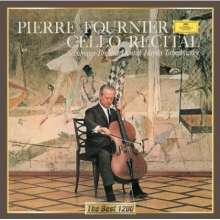Pierre Fournier - Favorite Cello Pieces, CD