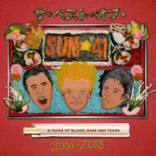 Sum 41: 8 Years Of Blood, Sake, And Te, CD
