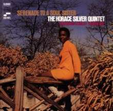 Horace Silver Quintet: Serenade To A Soul Sist, CD
