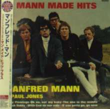 Manfred Mann: Mann Made Hits (Limited Papersleeve), CD