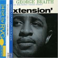 George Braith: Extention(Limited Paper, CD