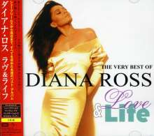 Diana Ross: Love And Life: The Very Best Of, 2 CDs