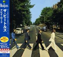 Beatles: Abbey Road (Stereo Remaster) (Ltd. Edition), CD
