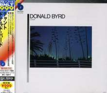 Donald Byrd  (1932-2013): Chant, CD
