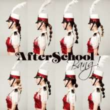Afterschool: Bang! (Regular Edition), Maxi-CD