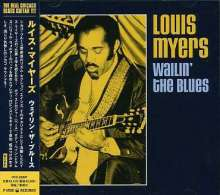 Louis Myers: Wallin' The Blues, CD