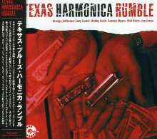Texas Harmonica Rumble: Texas Harmonica Rumble, CD