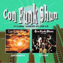 Con Funk Shun: Loveshine / Candy, CD